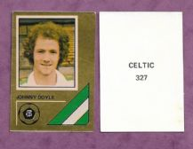 Glasgow Celtic Johnny Doyle 327